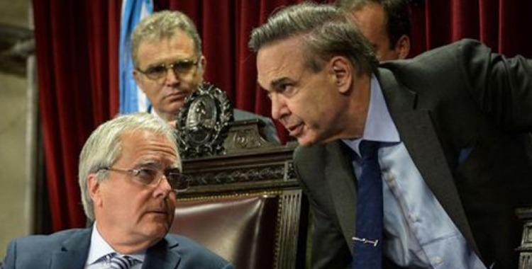 Pichetto se encolumna con el macrismo para apurar la sanción de la ley de Papel Prensa   El Diario 24