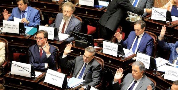 El Senado aprobó una decena de leyes en una sesión exprés | El Diario 24