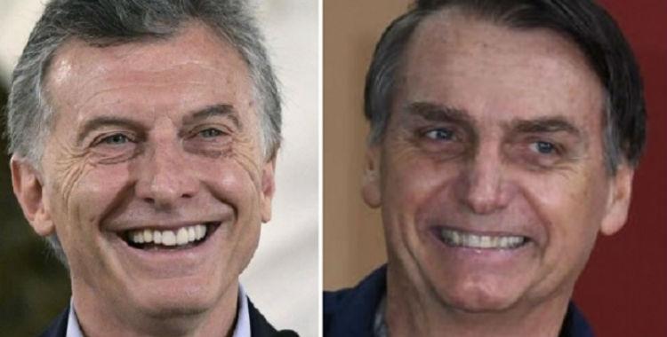 Macri habló por teléfono con Bolsonaro y pusieron fecha para su primer encuentro | El Diario 24