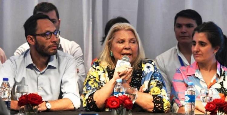 Carrió: Somos Cambiemos, pero no corruptos   El Diario 24