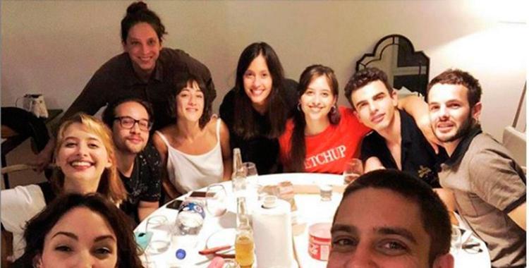 Los actores de Patito Feo se volvieron a reunir para apoyar a Thelma Fardin   El Diario 24