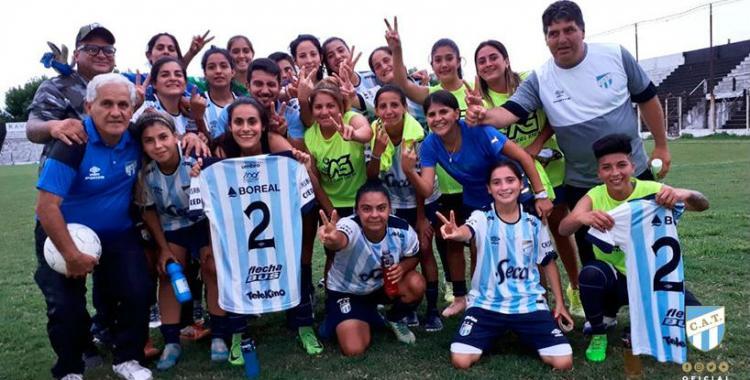 Atlético Tucumán es campeón en el fútbol femenino: le ganó la final a San Martín | El Diario 24