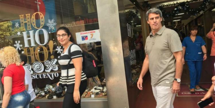 Prat Gay denunció que en Tucumán existe una connivencia entre el poder político y el narcotráfico   El Diario 24