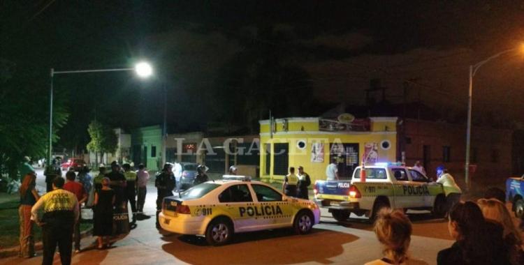 Un joven de 26 años murió en un intento de robo en San Martín al 2100 | El Diario 24
