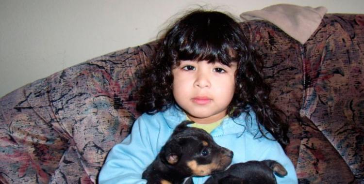 Encontraron a una nena en Ayacucho con características similares a las de Sofía Herrera   El Diario 24