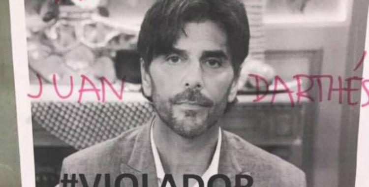 Escracharon a Juan Darthés en el Consulado argentino en San Pablo | El Diario 24