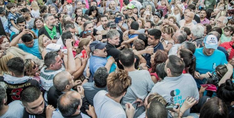 Boudou participó de un acto en San Martín | El Diario 24