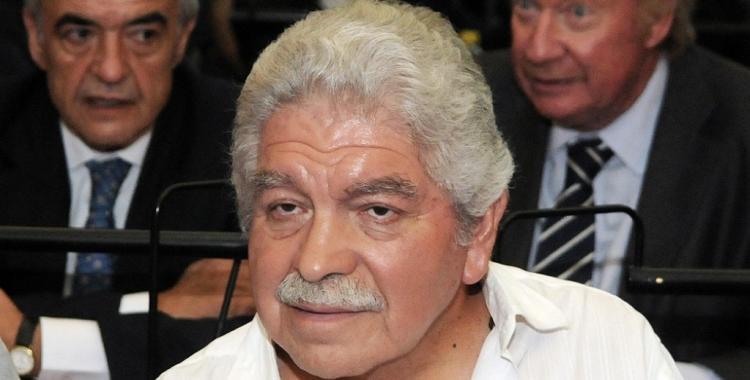 Murió José Pedraza, el sindicalista condenado por el homicidio de Mariano Ferreyra   El Diario 24