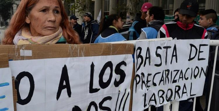 En octubre 30.900 trabajadores se quedaron sin su empleo   El Diario 24