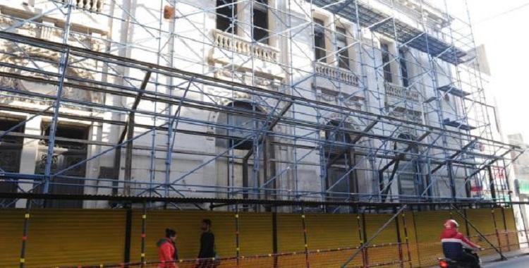 La Comisión de Patrimonio frenó la demolición del ex Banco Francés por seis meses   El Diario 24