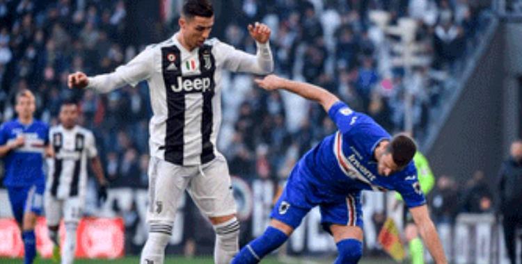 ESPN 2 transmite en Juventus vs Sampdoria por la Serie A 2018/19 | El Diario 24