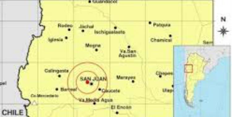Un sismo de 5,4 grados sacudió a San Juan | El Diario 24