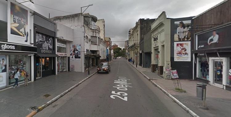 La Municipalidad capitalina anunció que las próximas obras serán en calle 25 de Mayo | El Diario 24