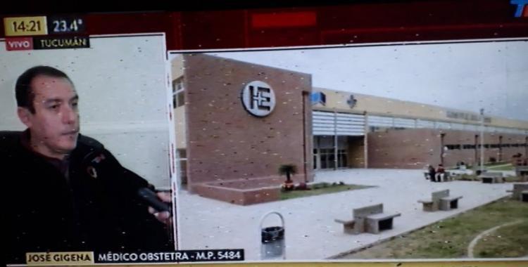 El médico del caso Lucía denuncia que un colegio se negó a recibir a sus hijos | El Diario 24