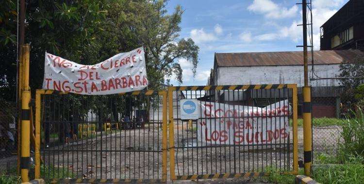 Obreros del ingenio Santa Bárbara tomaron la fábrica | El Diario 24