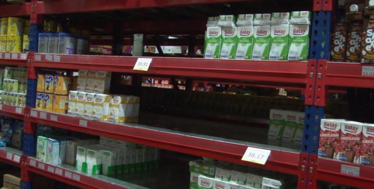 Habrá faltante de leche hasta mayo | El Diario 24