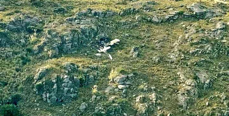 Apareció la avioneta perdida en San Luis pero todavía no encontraron al piloto | El Diario 24