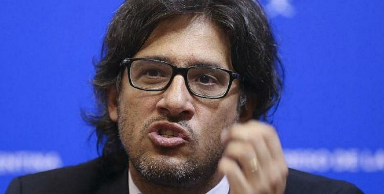El espía Barreiro involucró a Garavano en las maniobras extorsivas   El Diario 24