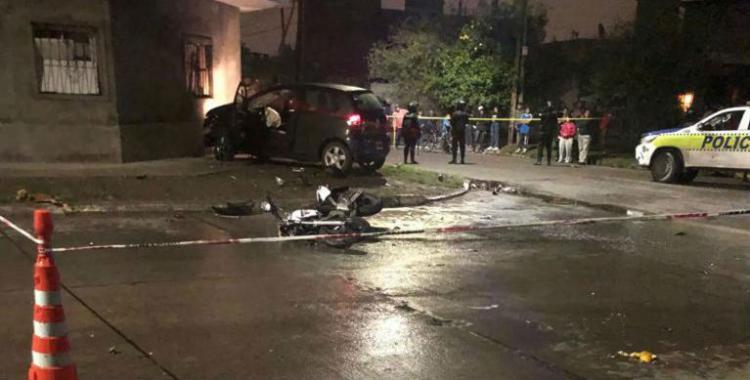 Un joven motochorro murió en un accidente cuando huía de la policía | El Diario 24