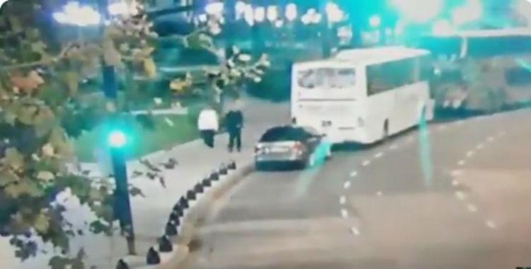 Video: El momento en que son atacados Yadón y Olivares | El Diario 24