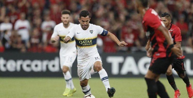 Fox Sports transmite en vivo Boca vs Paranaense por la Copa Libertadores 2019 | El Diario 24