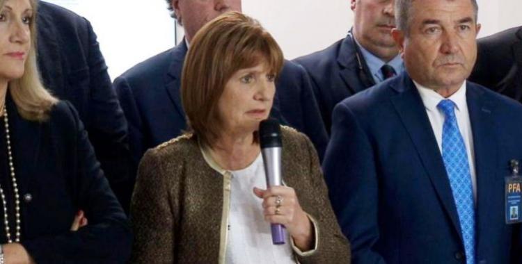 Bullrich: La República Argentina resolvió un caso que hubiera significado una crisis política | El Diario 24