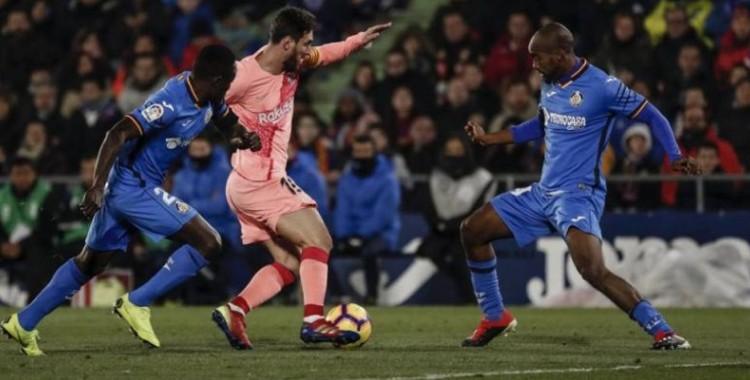 ESPN 2 transmite en vivo Barcelona vs Getafe por LaLiga Santander 2018/19 | El Diario 24