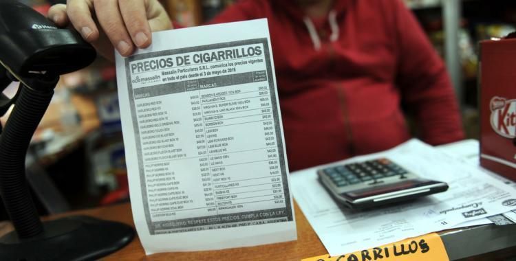 Subió nuevamente el precio de los cigarrillos | El Diario 24