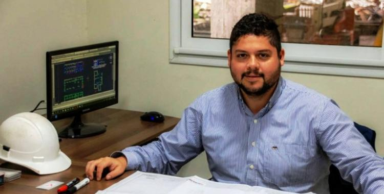 Juan Pablo Visuara, el joven profesional que busca transformar El Manantial | El Diario 24