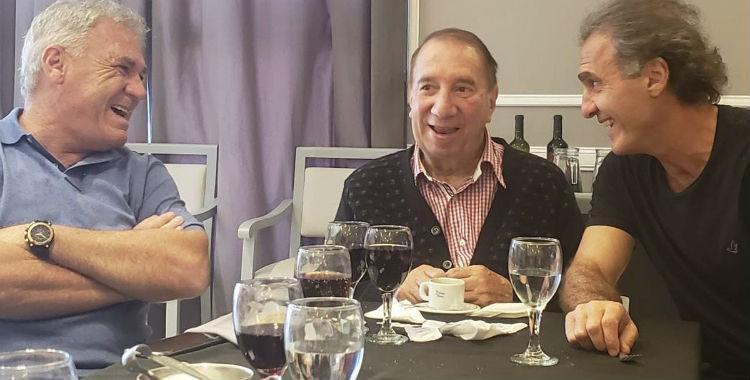Carlos Bilardo fue nuevamente internado | El Diario 24