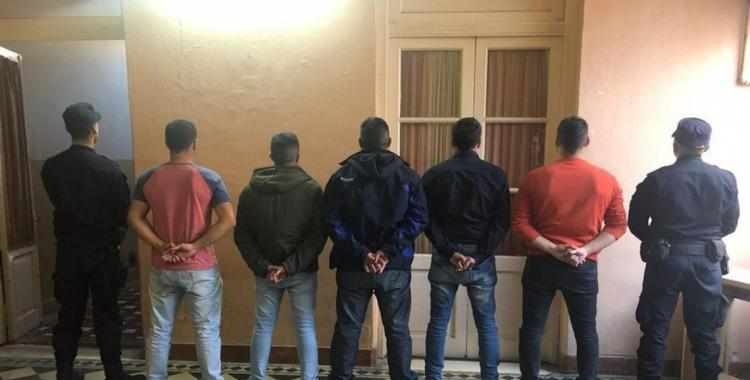 Se negaron a declarar los policías detenidos de San Miguel del Monte | El Diario 24