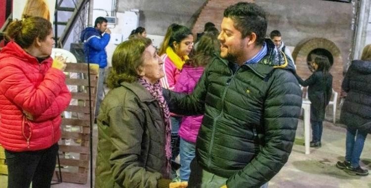 Juan Pablo Visuara crece en las encuestas y polariza las elecciones en El Manantial | El Diario 24