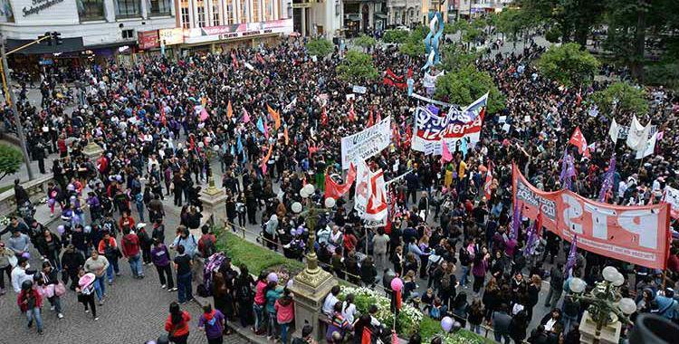 Este lunes las mujeres marchan en Tucumán a cuatro años del nacimiento de Ni Una Menos | El Diario 24