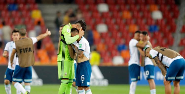 Argentina se distrajo ante Mali y quedó eliminada por penales del Mundial Sub 20 | El Diario 24