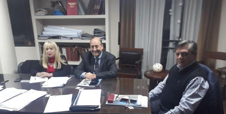 Jiménez fue reemplazado en la Junta Electoral por la fiscala Giffoniello   El Diario 24