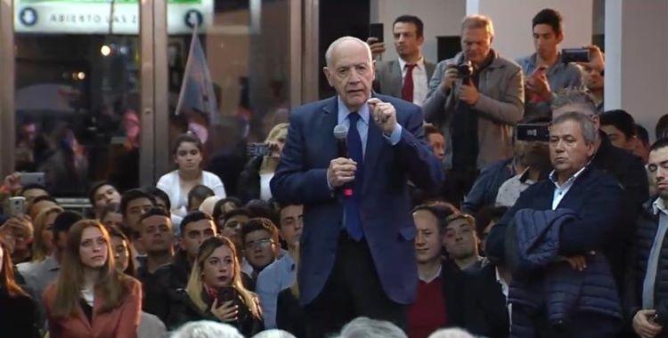 Lavagna lanzó su candidatura por Consenso 19: Ni con Macri ni con Cristina | El Diario 24
