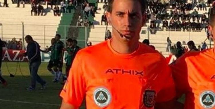 Volvieron a detener al árbitro Martin Bustos por contactar menores | El Diario 24