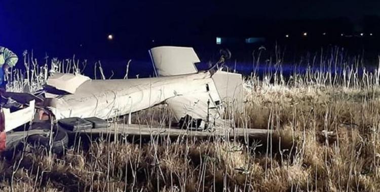 Un piloto murió al estrellarse con su avioneta en el Aeroclub   El Diario 24