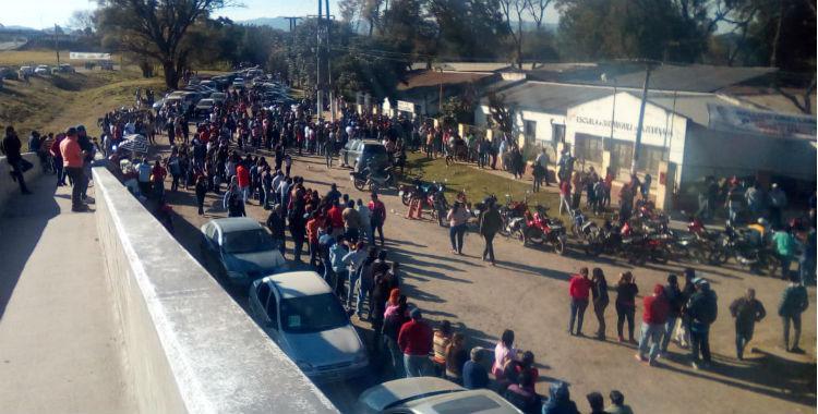 Intento de fraude y escándalo en Los Nogales | El Diario 24