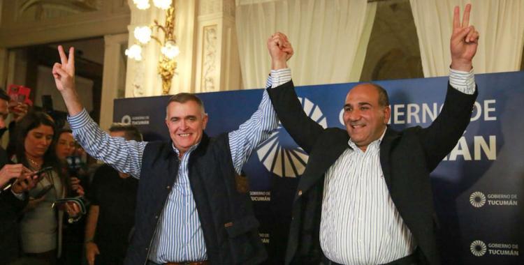 Sin sorpresas: Juan Manzur logró la reelección   El Diario 24