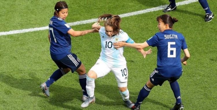 Histórico: La Selección de mujeres empató con Japón y sumó su primer punto en el Mundial | El Diario 24