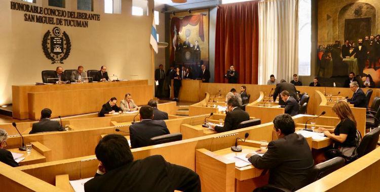 La oposición ocupará dos tercios del Concejo Deliberante de San Miguel de Tucumán | El Diario 24