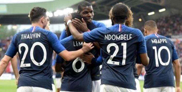 DirecTV transmite en vivo Andorra vs Francia por por Eliminatorias Eurocopa 2020 | El Diario 24