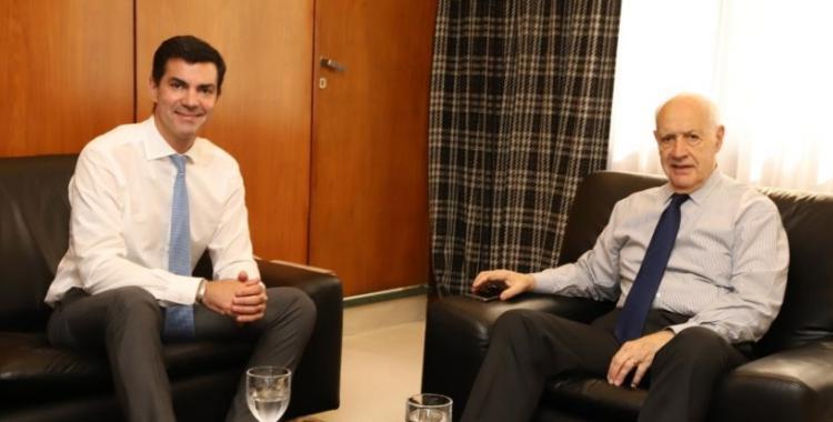 Lavagna y Urtubey compartirán fórmula | El Diario 24