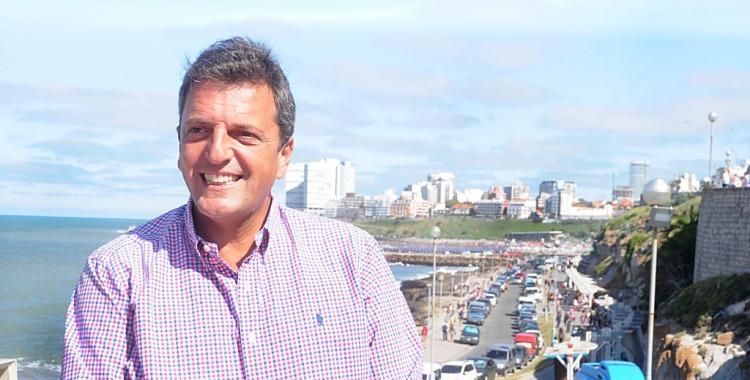 Construimos una coalición de partidos, afirmó Massa después de la reunión con Alberto Fernández   El Diario 24