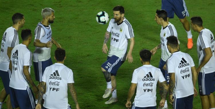 Con Paredes como titular, Argentina tiene equipo definido para debutar en la Copa América | El Diario 24
