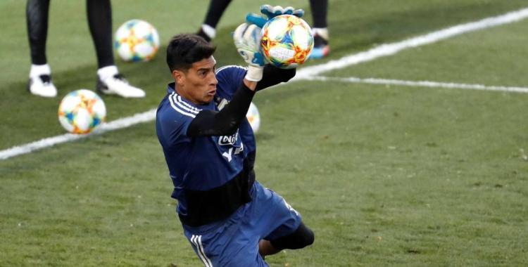 Esteban Andrada no jugará la Copa América | El Diario 24