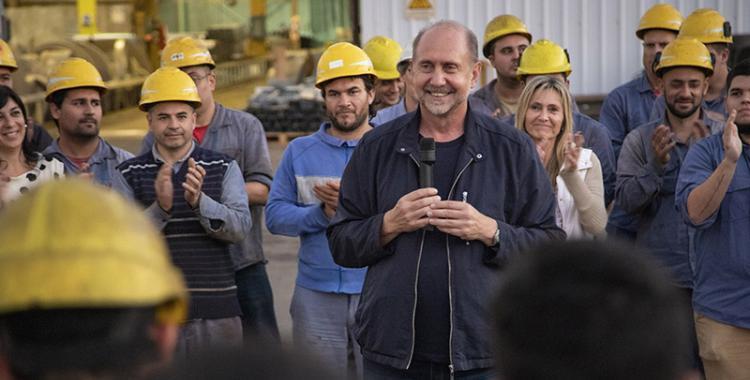 Con Perotti a la cabeza, el peronismo se impone en las elecciones de Santa Fe   El Diario 24