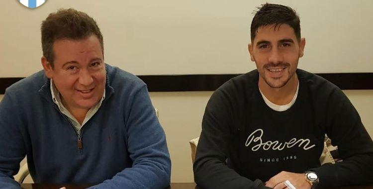 Erbes, Monzón, Fernández y Gissi firmaron con Atlético   El Diario 24