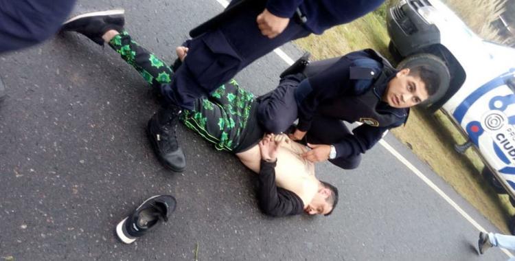 Detuvieron al cantante de La Liga tras una persecución en la que atropelló a un policía | El Diario 24